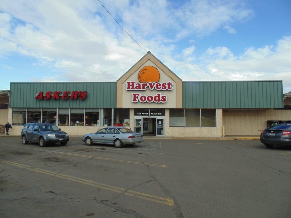 Asker's Harvest Foods: 415 W Main St, Grangeville, ID