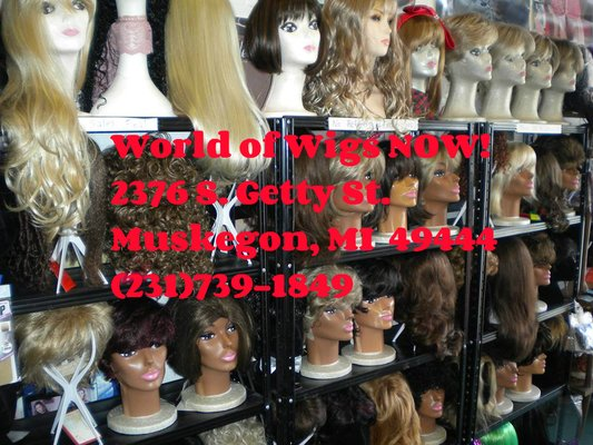 World of Wigs - CLOSED - Wigs - 2374 S Getty St 4db3d0573