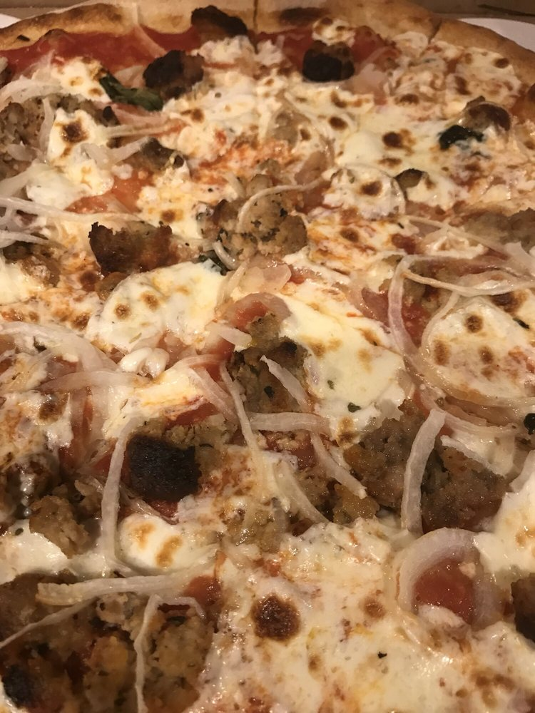 CP's Woodfired Pizza