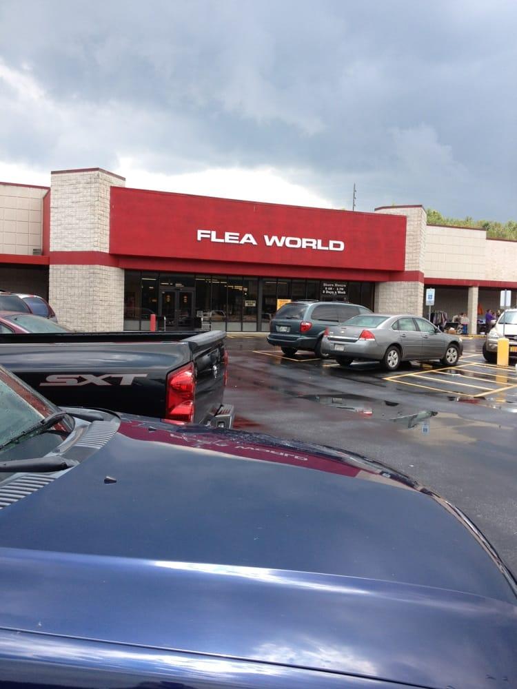 Rockwood Flea World: 1496 N Gateway Ave, Rockwood, TN