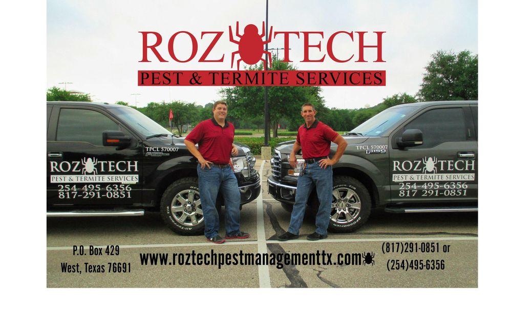Roz-Tech Pest Management: West, TX