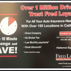 fred loya insurance phone numbers