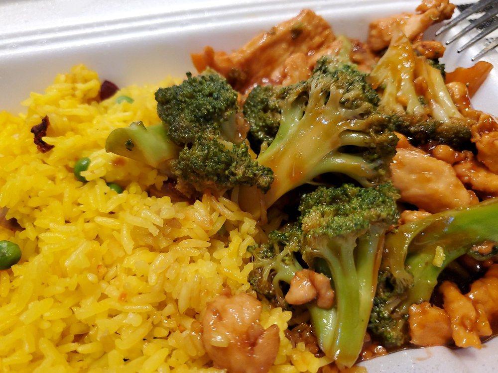 Bamboo Garden Chinese Restaurant: 1093 E Stuart Dr, Galax, VA