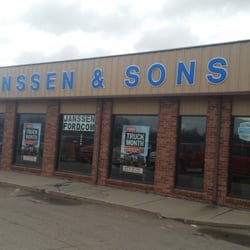 Janssen & Sons Ford - Car Dealers - 1222 W Hwy 6, Holdrege ...