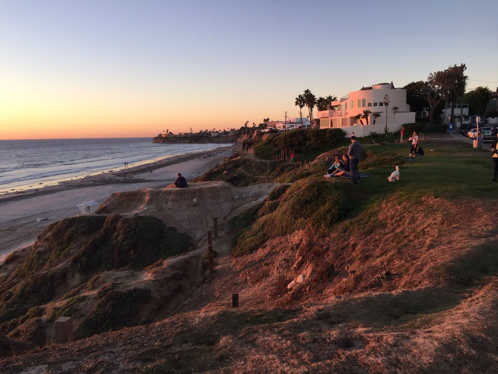 Palisades Park: 4960 Ocean Blvd, San Diego, CA
