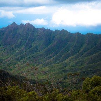 Mt Ka'ala Trail - Northern End Of Waianae Valley Rd, Waianae