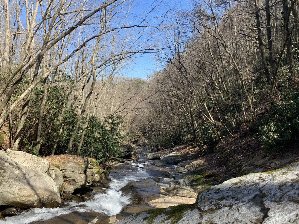 Crab Orchard Falls Trail: 146 Skiles Way, Banner Elk, NC