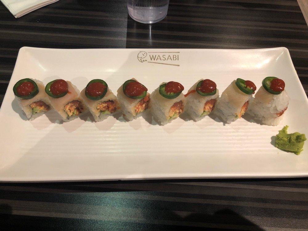Food from Wasabi 54, Llc