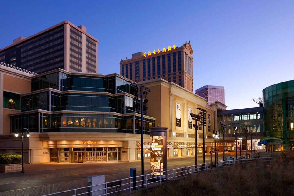 Caesars Hotel Atlantic City