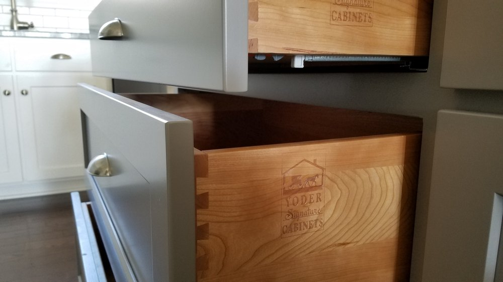 Amish Made Hand Crafted Cabinets   Yelp