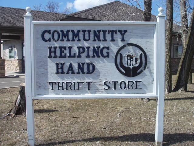 Community Helping Hand Thrift Store: 408 15th St SW, Forest Lake, MN