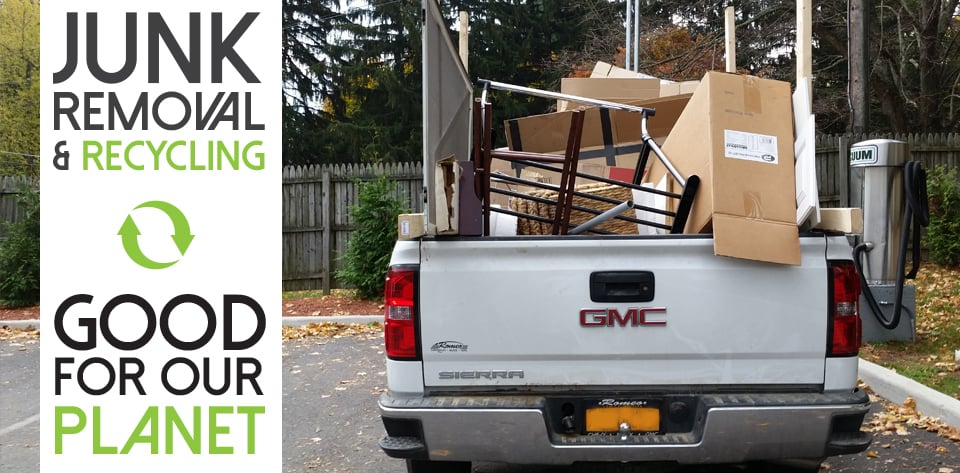 Ulster County Junk Removal: 2374 Lucas Tpke, High Falls, NY