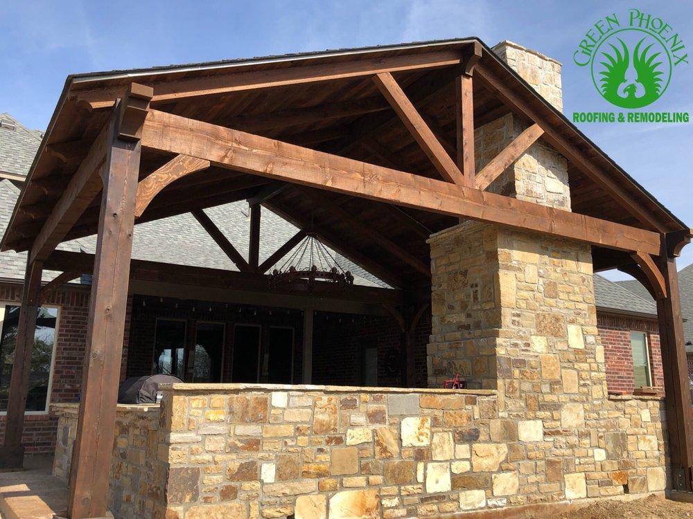 Green Phoenix Roofing & Remodeling