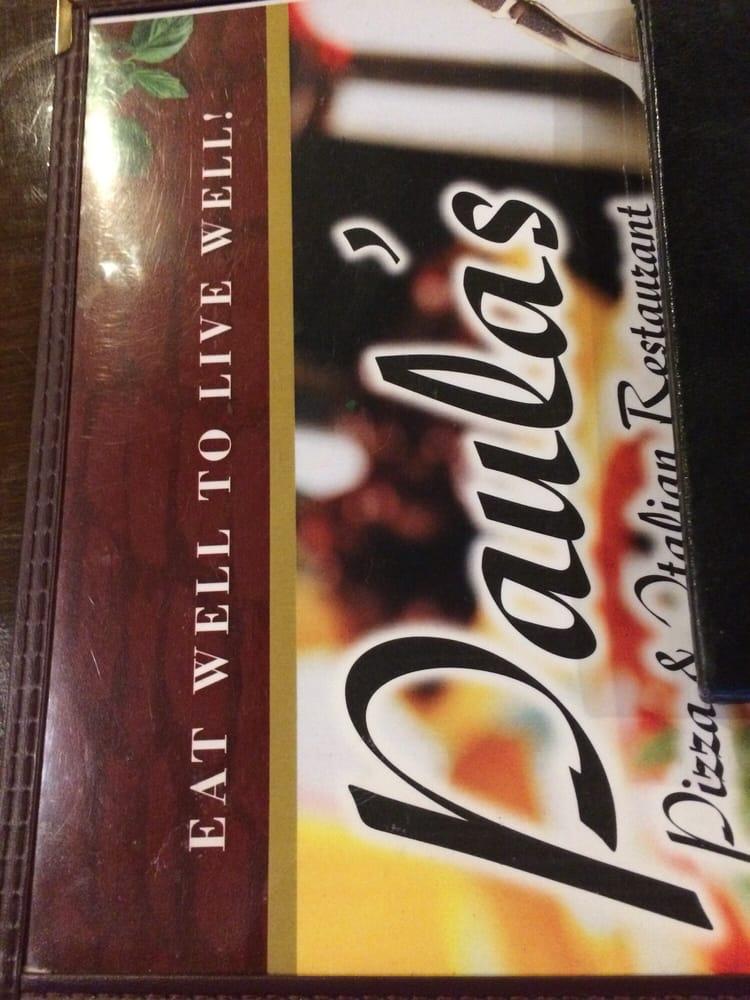 Paula S Italian Restaurant New Bern Nc