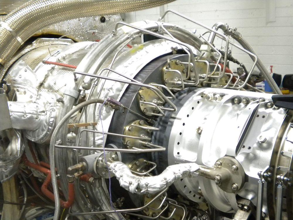 Gas Turbine Engine Test at Solar Turbines - Yelp