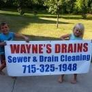 Wayne's Drains: 8214 28th St S, Wisconsin Rapids, WI