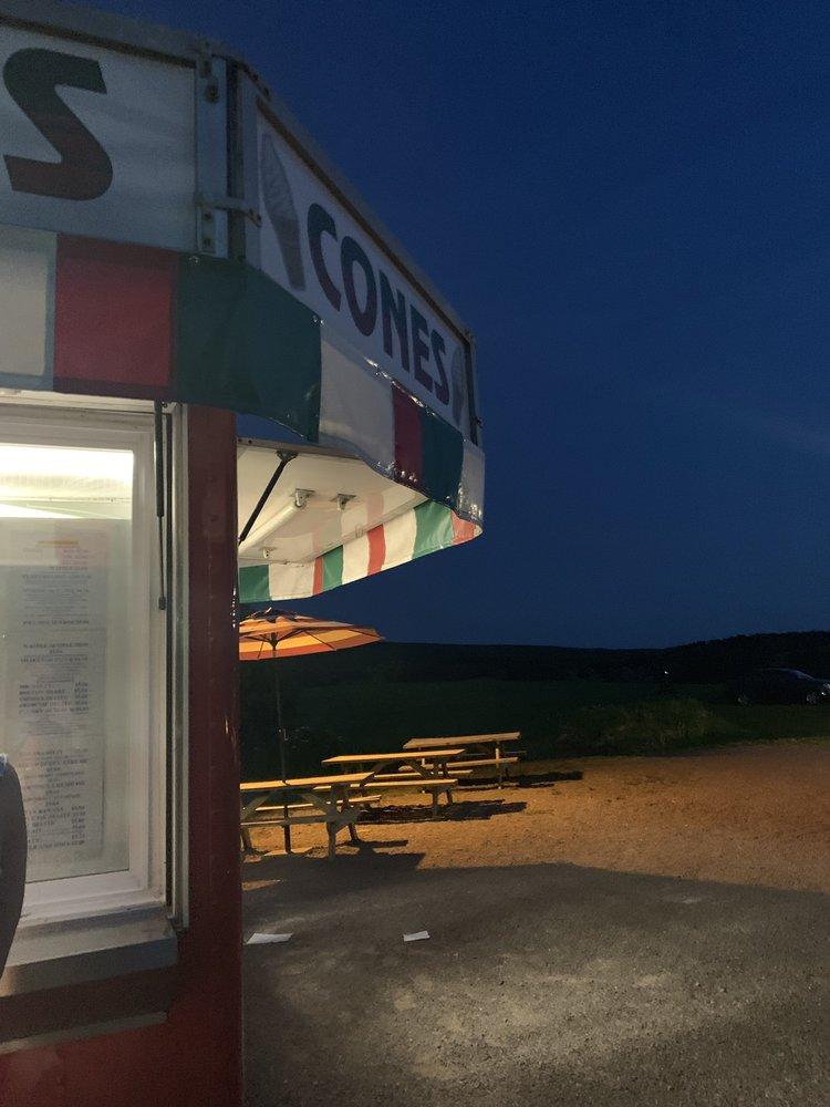 Katie's Ice Cream: 248 Chestnut Ridge Rd, Grantsville, MD