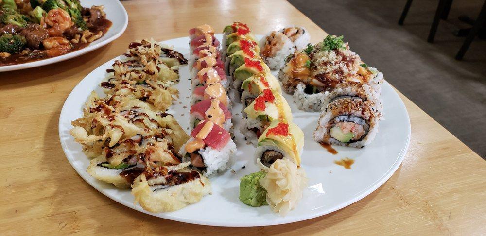 Asian Gourmet & Sushi