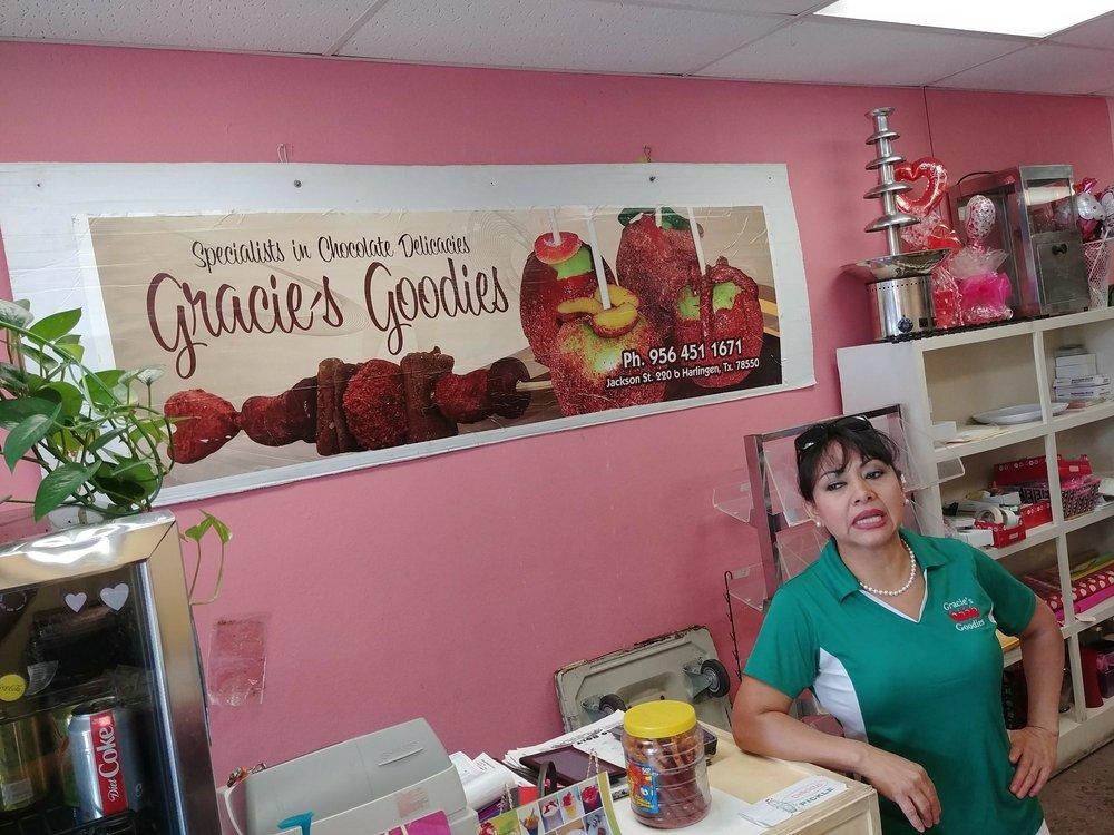 Gracie's Goodies: 220 E Jackson Ave, Harlingen, TX