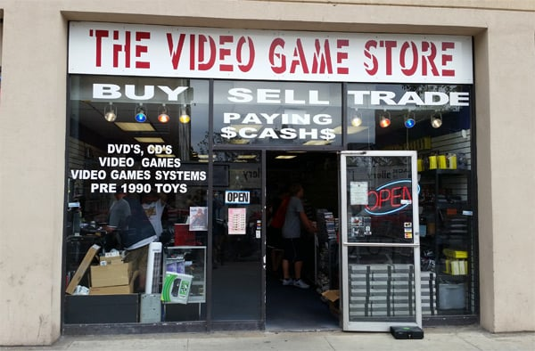The Video Game Store: 28 S Main St, Wilkes Barre, PA