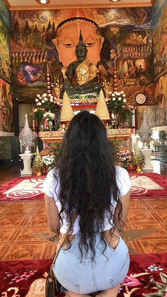 Wat Thammarattanaram of La Inc At New Iberia: 7913 Champa Ave, New Iberia, LA