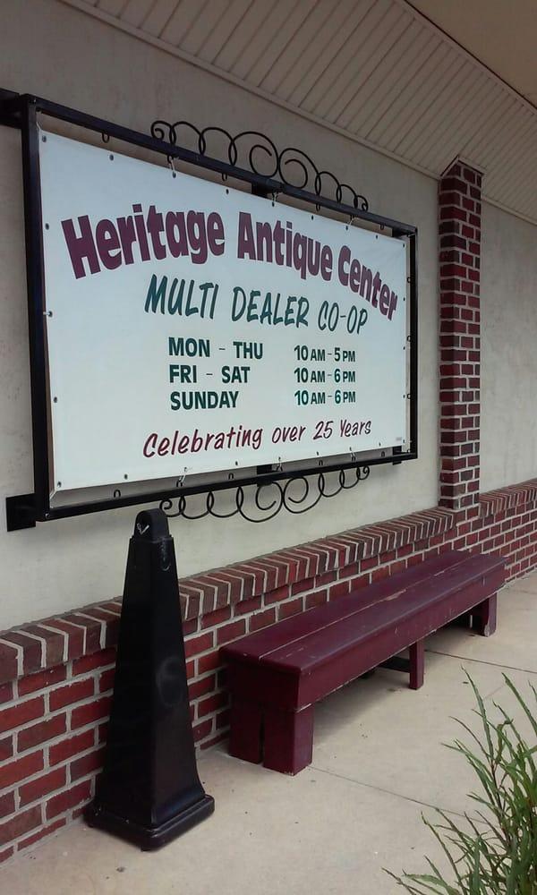 Heritage Antique Center: 2750 N Reading Rd Rt 272, Reinholds, PA