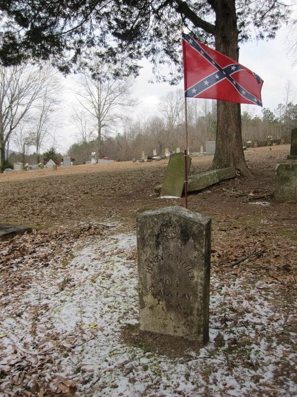 Photo of Bristow Cove Cemetery: Boaz, AL