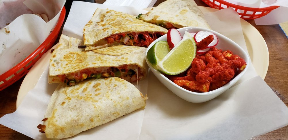 Tacos El Rinconsito: 16005 Grand Ave E, Lake Elsinore, CA