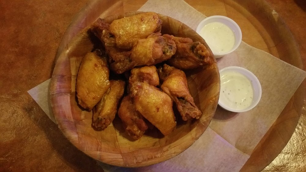 how to eat buffalo wings