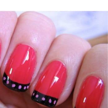 Diana rainbow nails 102 photos 24 reviews nail for 24 nail salon las vegas