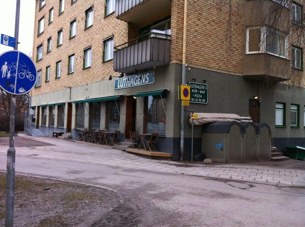 Luthagens Kök och Bar