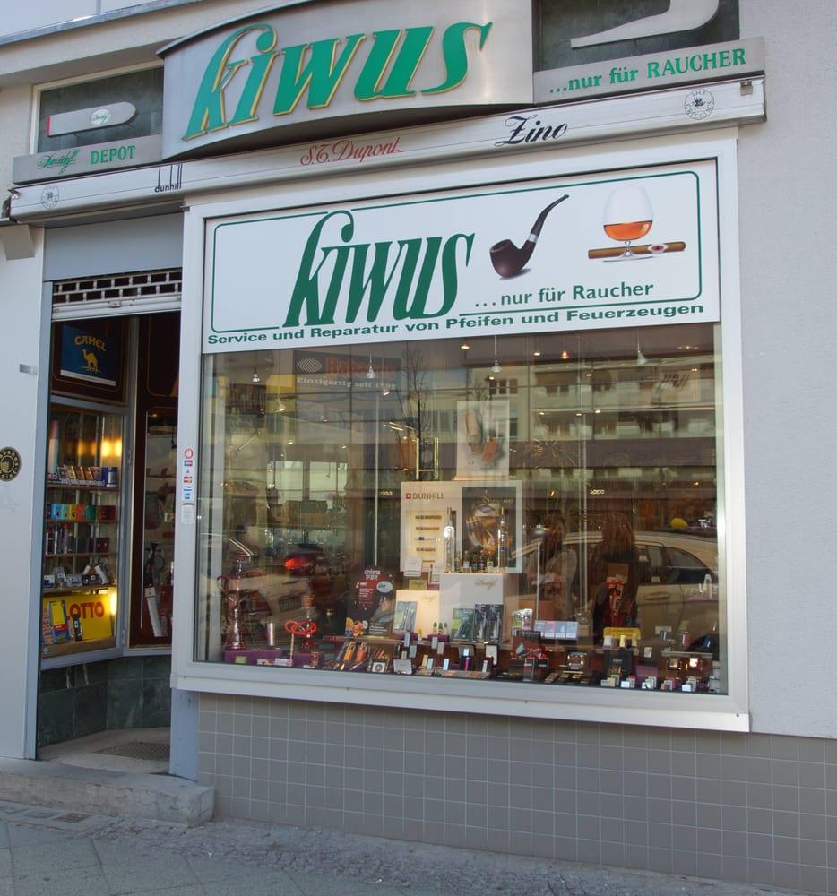 Kiwus tabakladen kantstr 56 charlottenburg berlin for Wohndesign kantstr berlin