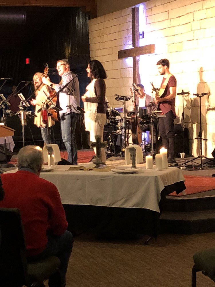 Riverside Community Church: 1100 Bulverde Rd, Bulverde, TX