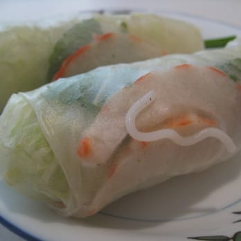 Photo Of Be Le Vegetarian Restaurant Tulsa Ok United States Mock Shrimp
