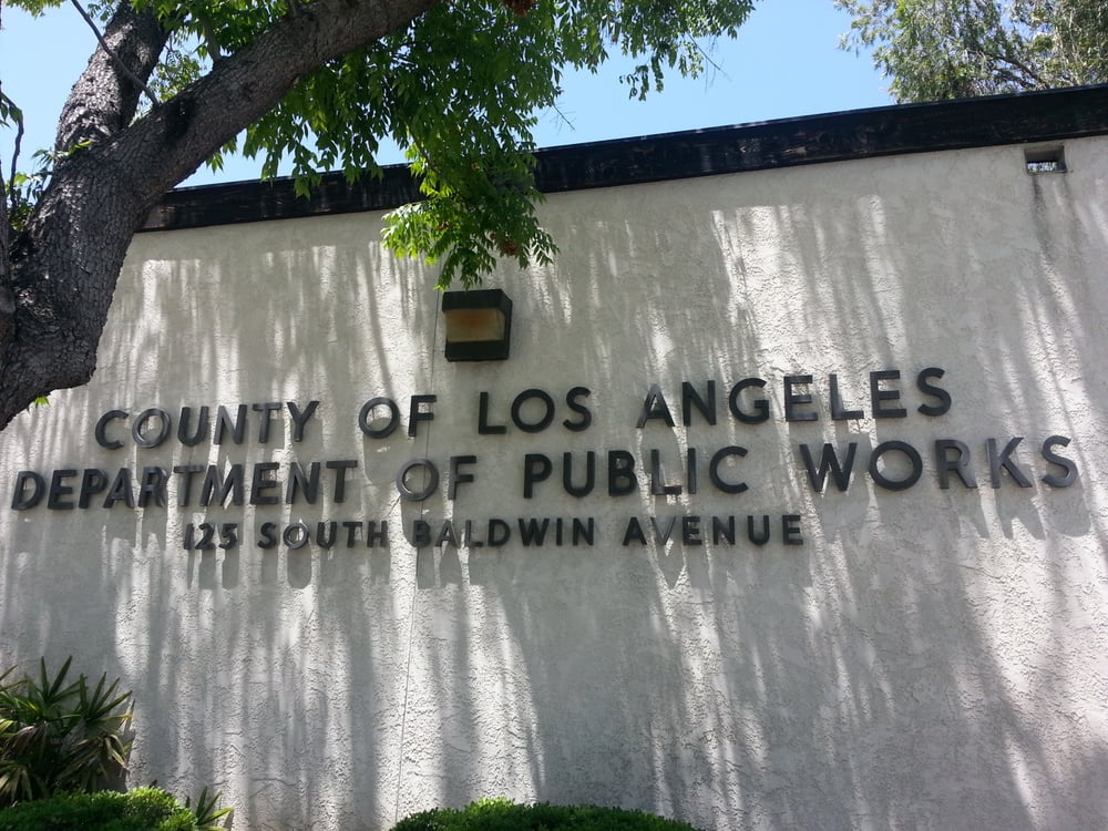La County Building And Safety Arcadia