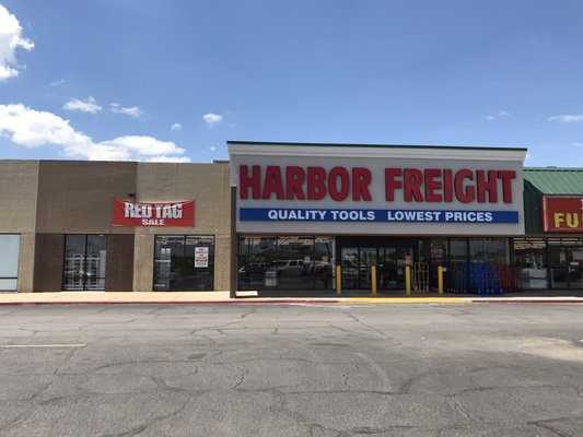 Harbor Freight Tools Hardware Stores 5648 West Skelly Dr Gray