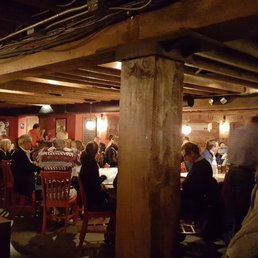 Photo of The Trappe Door - Greenville SC United States. Dining area & Photos for The Trappe Door | Inside - Yelp