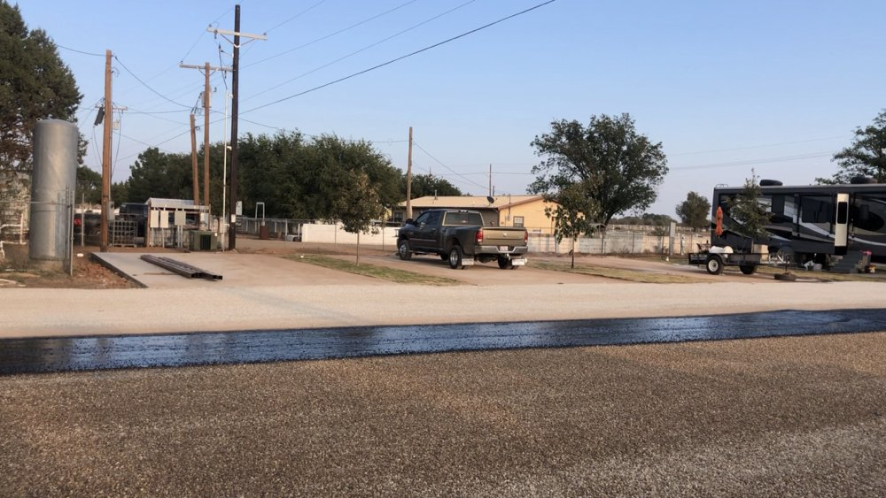 RED Raider RV park: 7322 County Rd 6100, Shallowater, TX