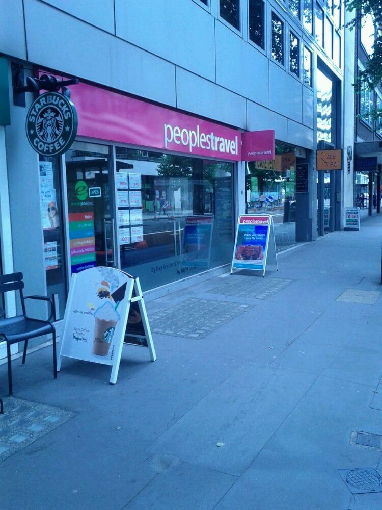 Restaurants Around Baker Street