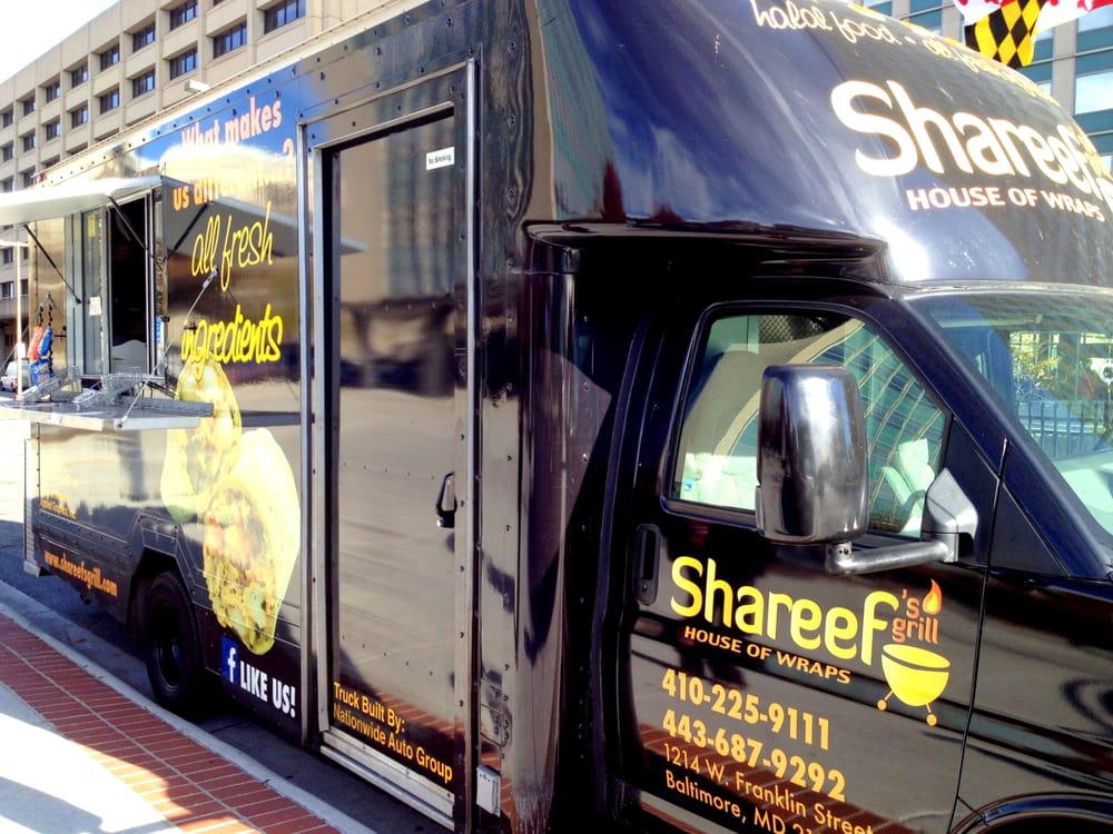 Shareef S Grill Food Truck