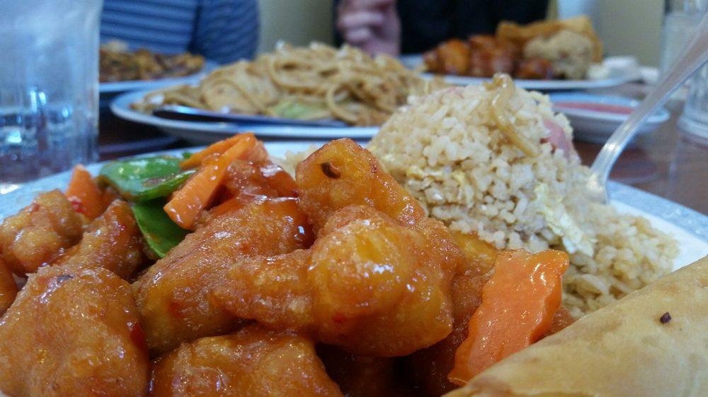 zhang's Chinese kitchen: 380 North 2000 W, Ogden, UT