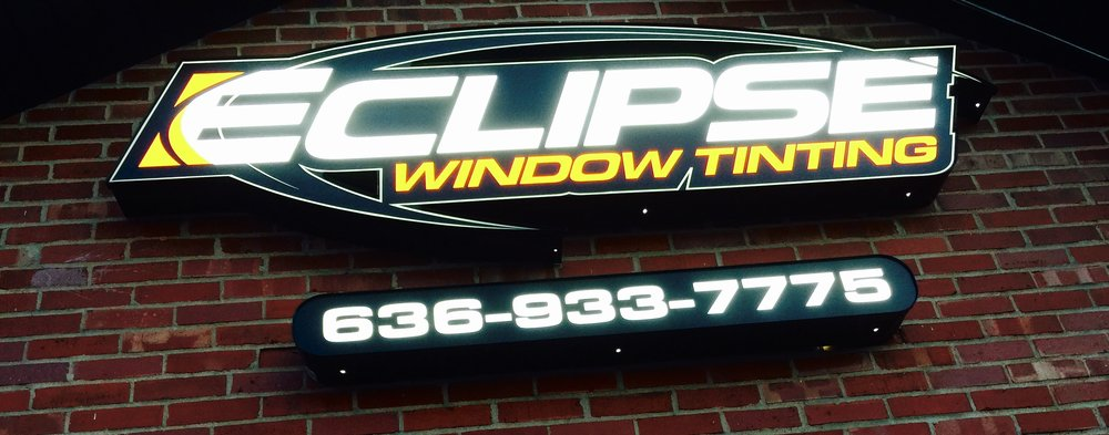 Eclipse Window Tinting: 1023 N Truman Blvd, Crystal City, MO