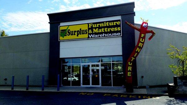 Photo Of Surplus Furniture U0026 Mattress Warehouse   Kingston, ON, Canada. Surplus  Furniture