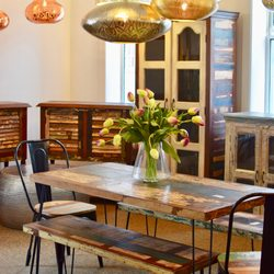 Photo Of Syrah Home   Naperville, IL, United States. Reclaimed Wood Table  And
