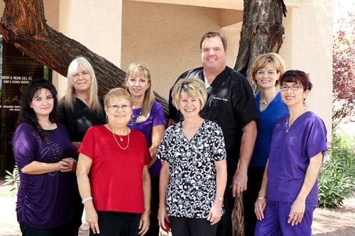 Timothy G. Wilson DDS, PC: 1751 W Orange Grove Rd, Tucson, AZ
