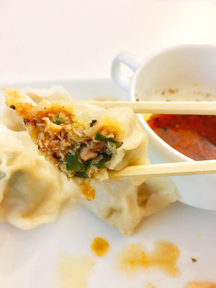 Food from Tian Jin Dumpling House