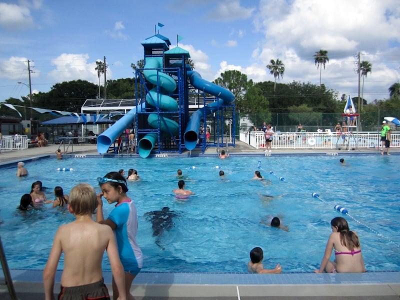 Shore Acres Pool: 4142 Shore Acres Blvd NE, Saint Petersburg, FL