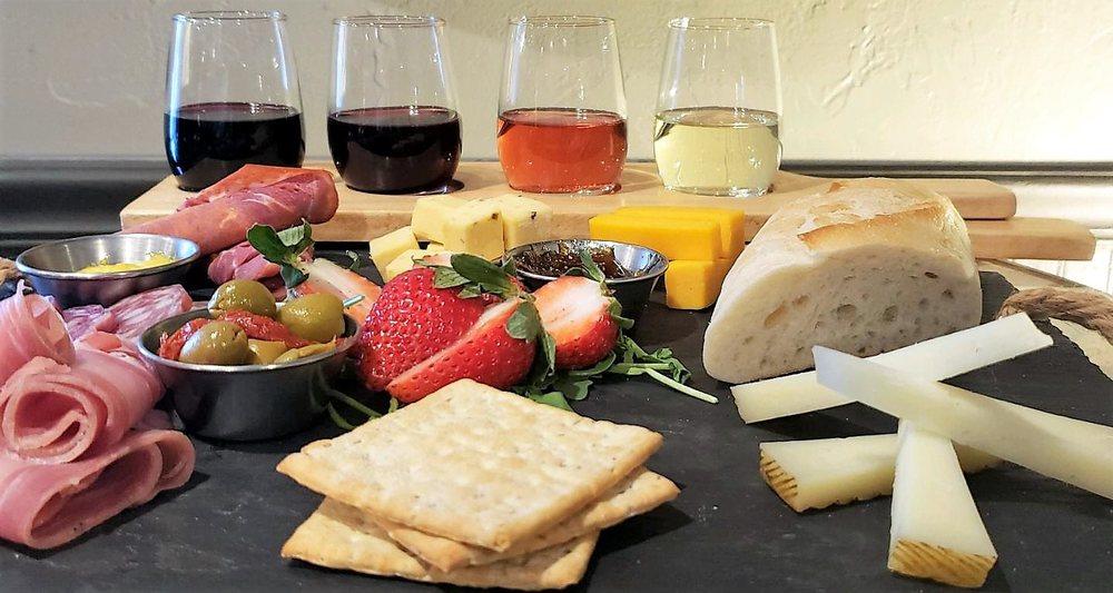Cork & Barrel Wine Bar: 35800 Detroit Rd, Avon, OH