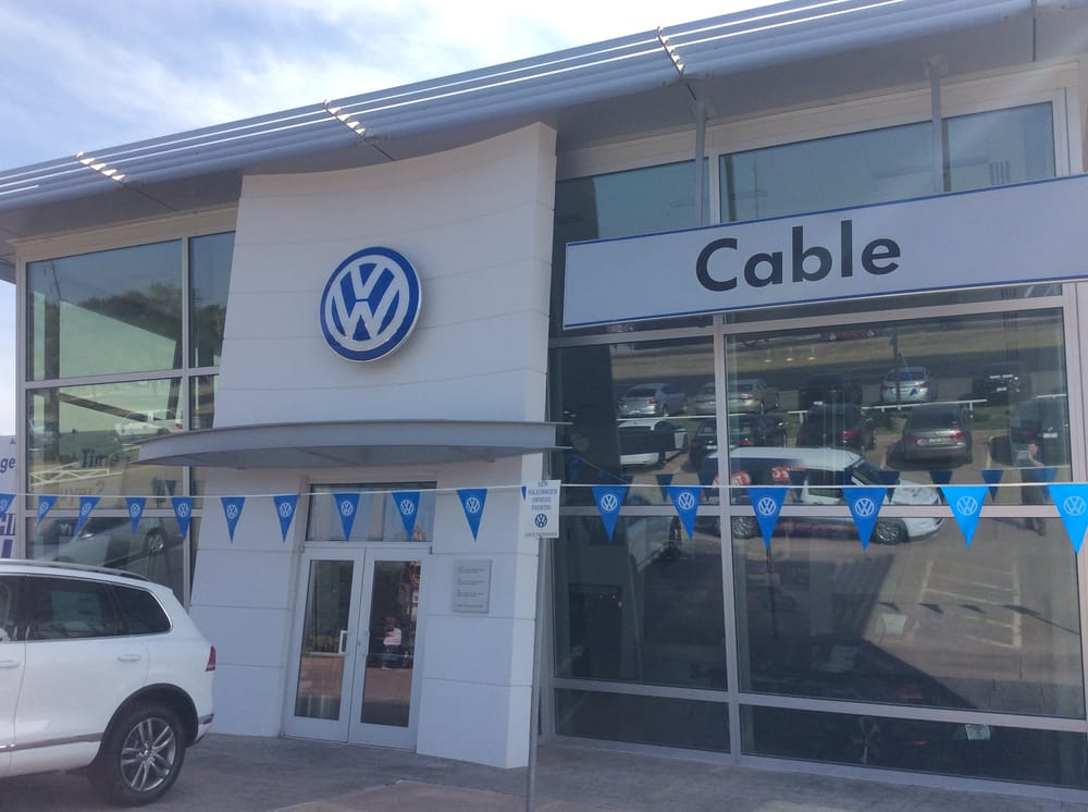 Cable Automotive Oklahoma City : Cable volkswagen reviews car dealers nw th