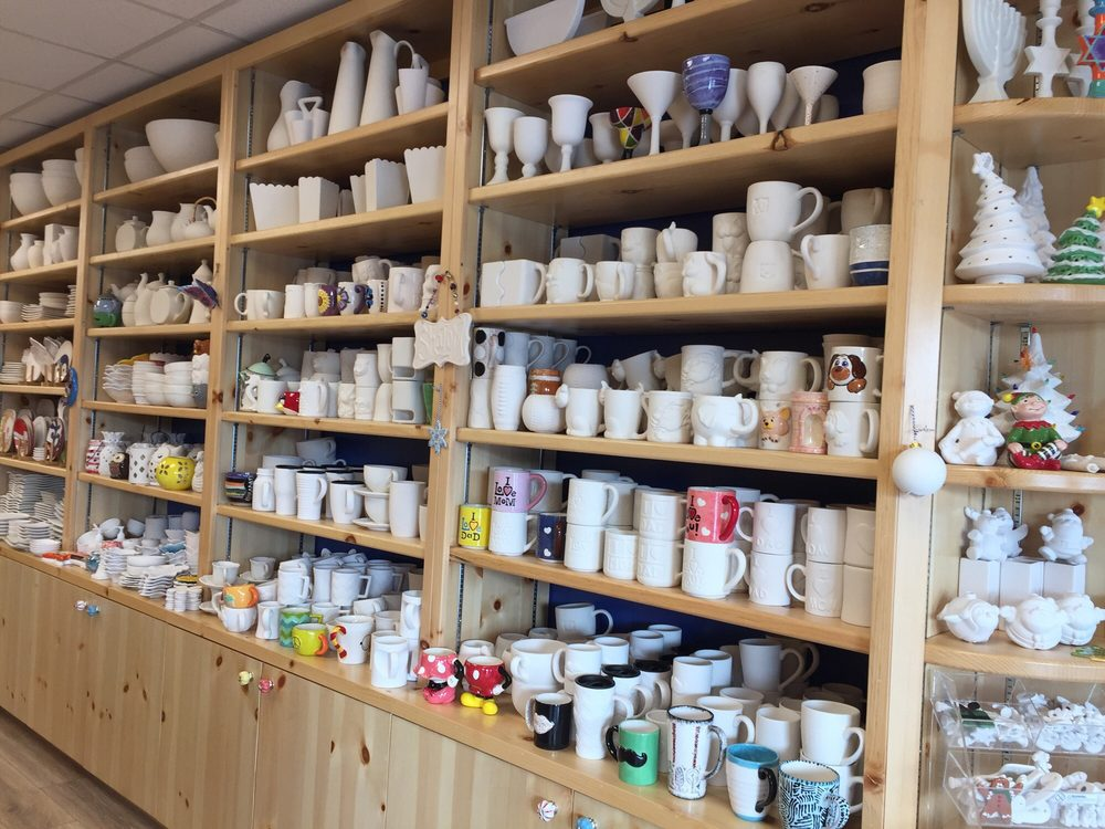 More Options For Paint Your Own Pottery Yelp